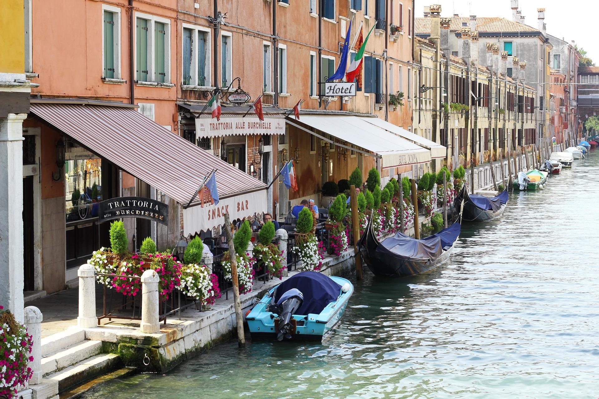 Venise-Italie-dernière minute