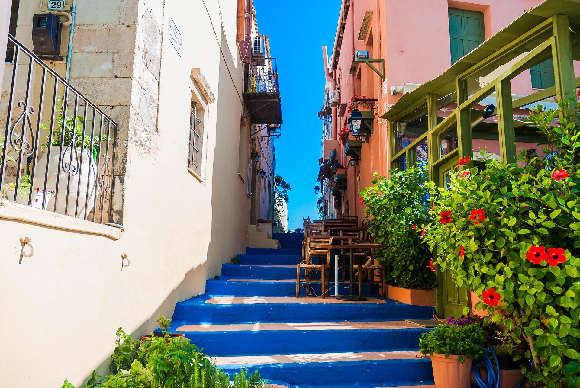 Crète-Grèce-dernière minute