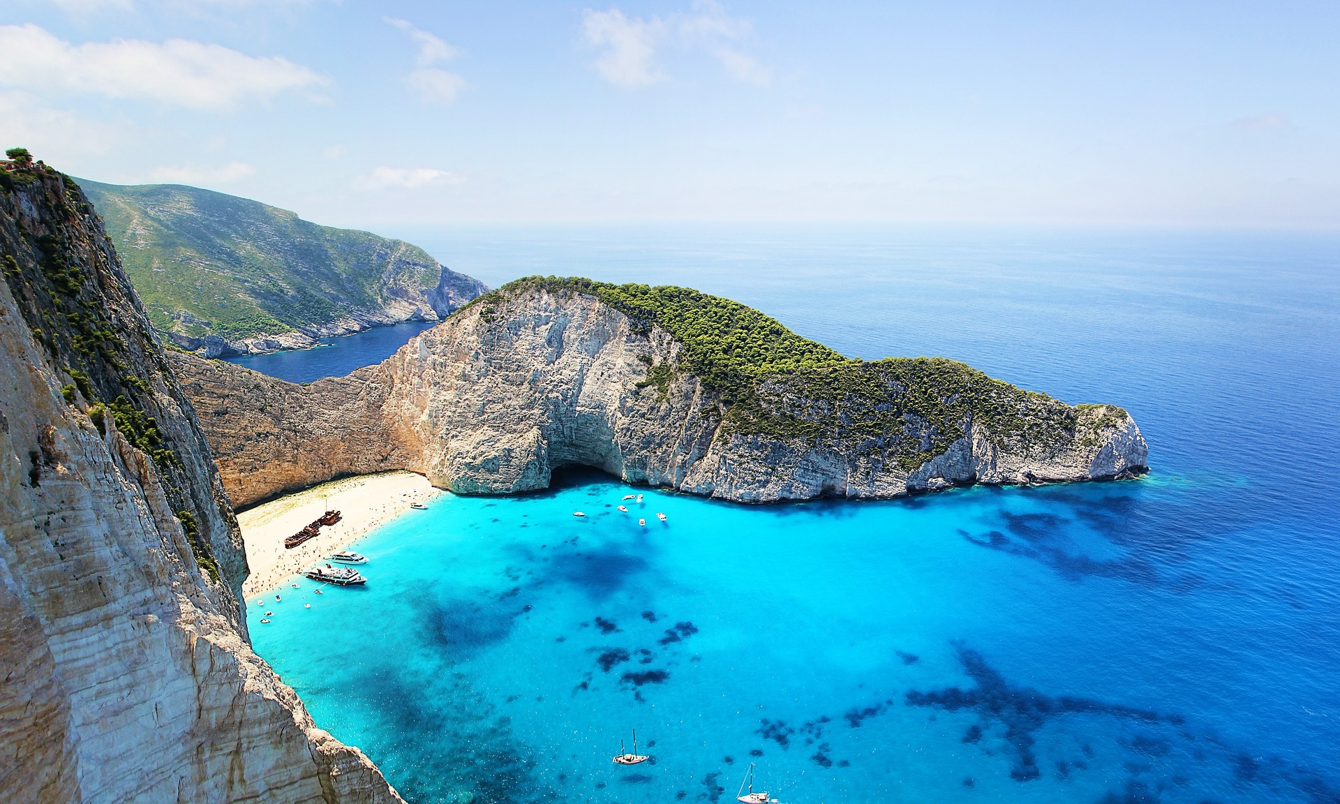 Grèce-Zakynth-dernière minute