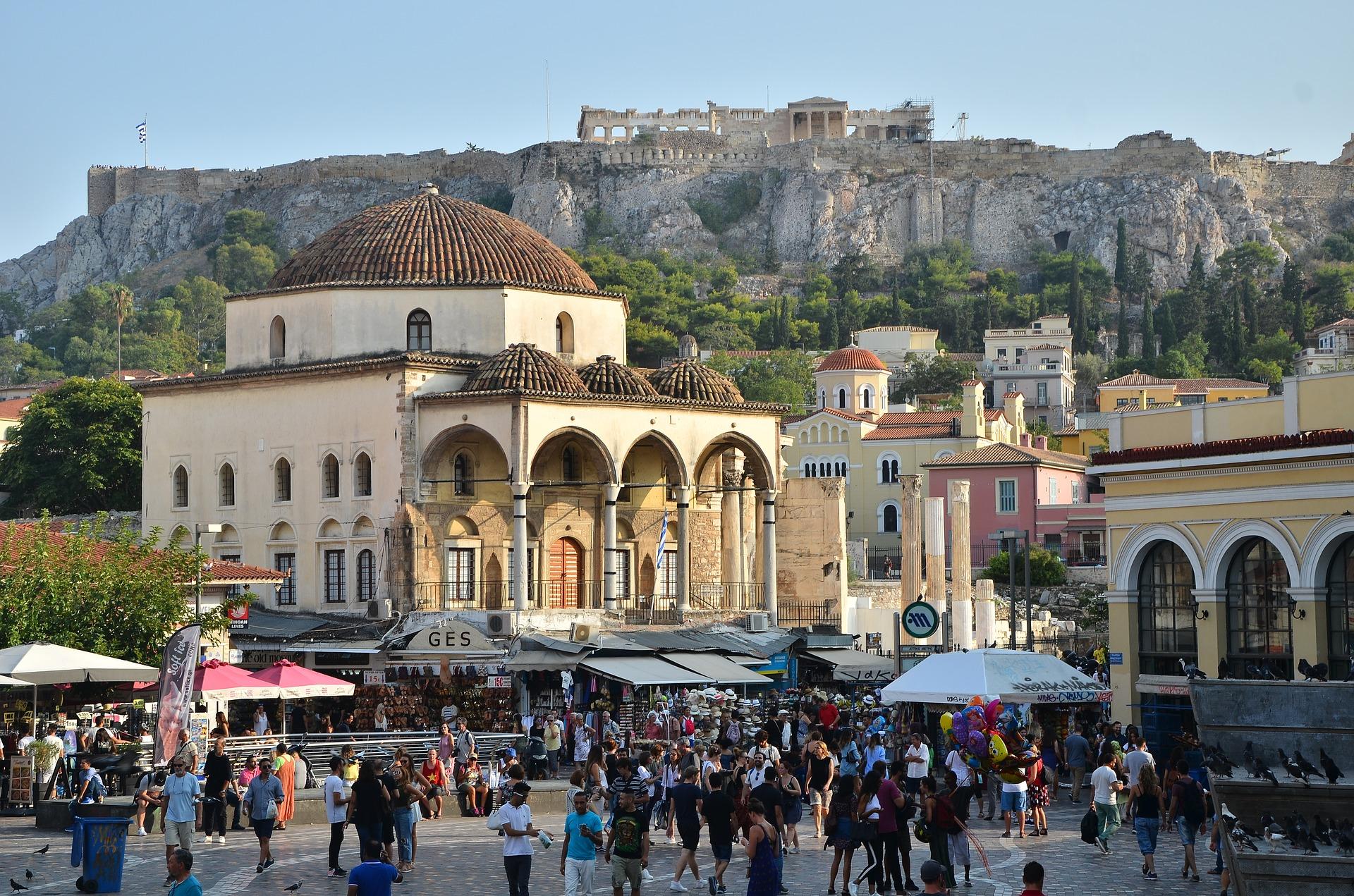 Grèce-dernière minute