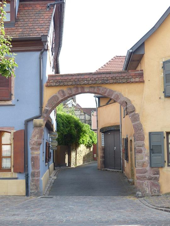 Week end Rouffach Alsace