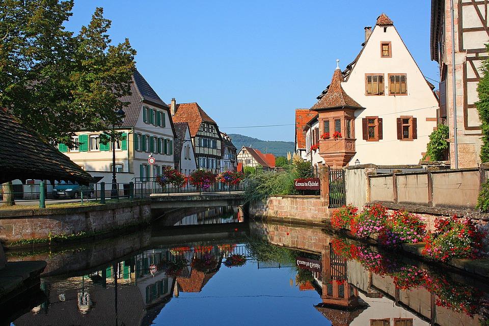 Week end Alsace derniere minute